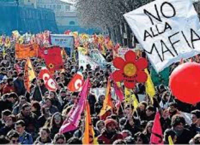LUCCA, 21 marzo – Giornata della memoria in ricordo delle vittime delle mafie