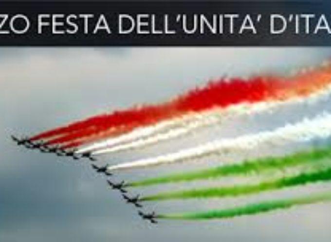 LUCCA, IN OCCASIONE DEL 17 MARZO RICORRENZA DELL'UNITA' ITALIA