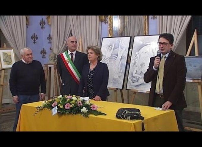 Omaggio alla donna al Casinò di Bagni di Lucca[VIDEO]