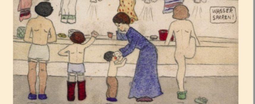 L'olocausto visto con gli occhi di una bambina. A Castiglione la mostra di Helga Weissova