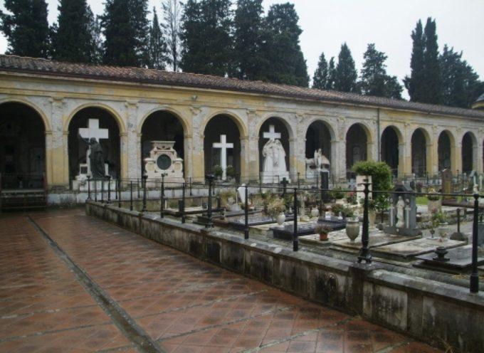 """Al cimitero urbano interverremo in modo straordinario per riparare i danni causati dalle piogge torrenziali"""""""
