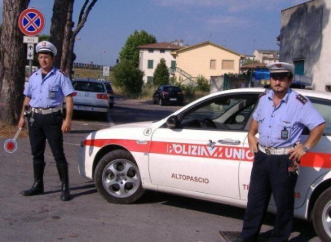 """Insieme per Altopascio """" La polizia municipale di Altopascio modello di contrasto alla criminalità"""""""