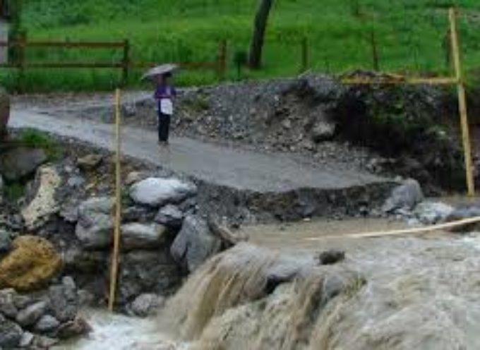"""Fagni """" Il 2 aprile ci si interroghi sulla prevenzione in provincia di Lucca del rischio idraulico. I sacchetti non bastano"""""""