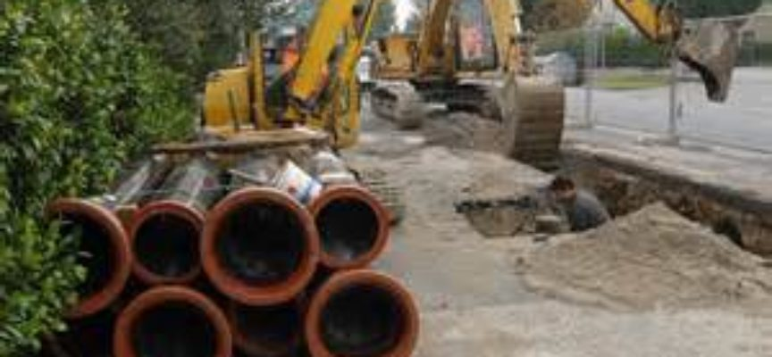 Brennero, chiusura strada per ultime lavorazioni cantiere Geal, zona via salicchi