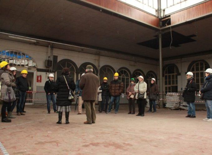 La Giunta Tambellini approva la risoluzione del contratto di appalto con L' imprese Aspera per i lavori di restauro alla Manifattura.