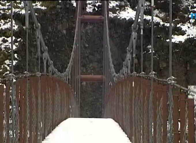 Vagli, il ponte sospeso sarà intitolato ai marò Latorre e Girone[video]