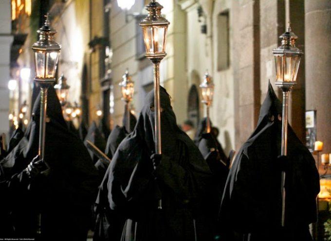 Garfagnana 1451:quando la Pasqua non voleva dire uovo di cioccolato,ma bensì autoflagellazione e corona di spine…