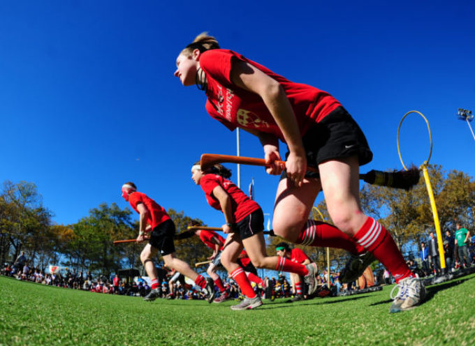"""Quidditch day"", a Monsagrati fine settimana con lo sport di Harry Potter"