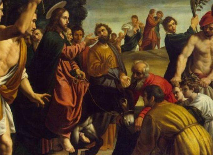 il santo del giorno 20 marzo, domenica delle palme