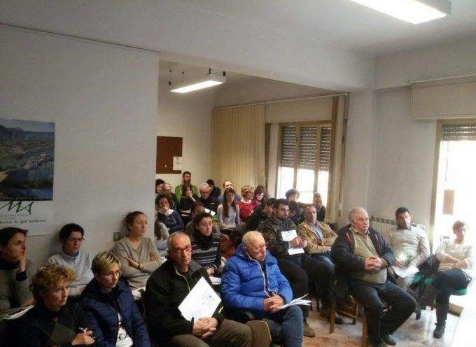 Grande successo per l'incontro organizzato da Confcommercio a Castelnuovo. Pronti a progettare incontri futuri e nuovi obiettivi anche per la Valle del Serchio