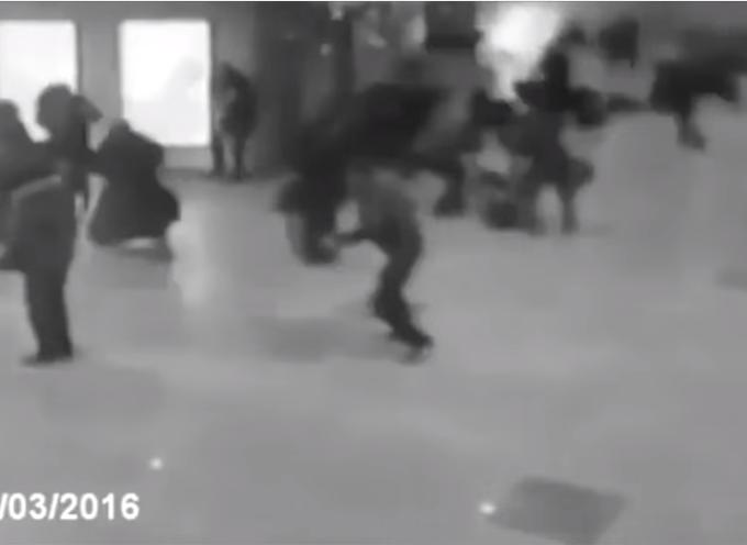 Attentati a Bruxelles, esplosioni in città: 10 morti e 30 feriti