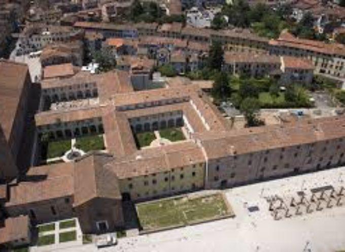 CORREZIONE DELLA NOTIZIA – Il convento non è quello di Borgo a Mozzano , MA DI LUCCA