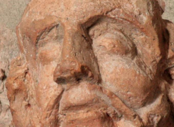Un altro grande restauro a Lucca. A porta San Donato riaffiora il volto santo del XVII e XVIII secolo