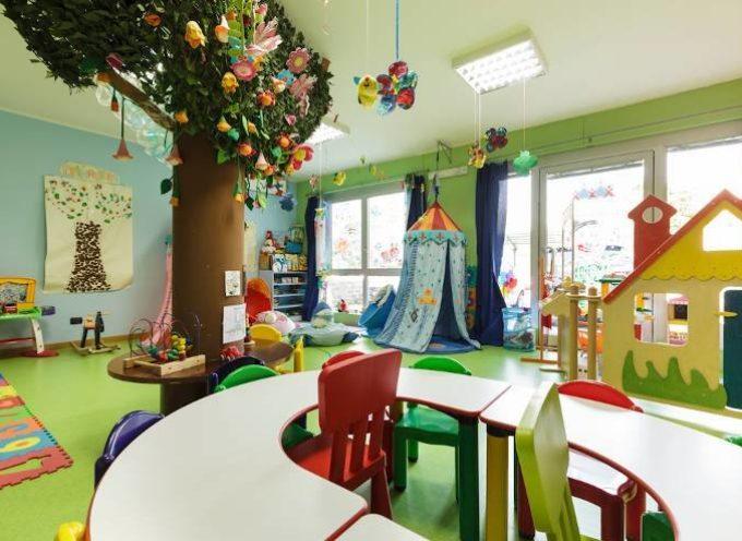 BORGO A MOZZANO, Gestione associata dei servizi ed interventi educativi per la prima infanzia