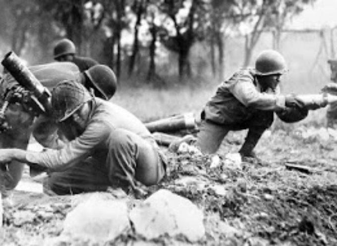 92a Divisione Buffalo: i 15000 uomini di colore che liberarono la Garfagnana.1944