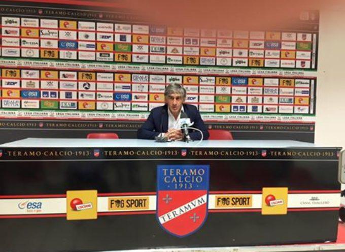 Mister Galderisi in conferenza stampa:  A FINE PARTITA