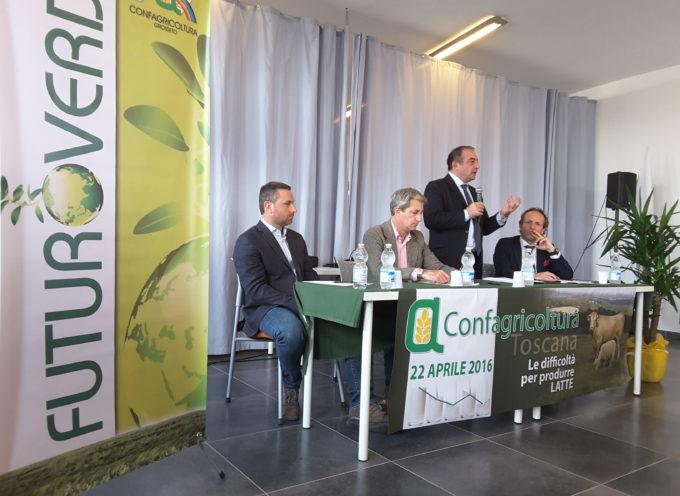 Latte: la proposta di Confagricoltura Toscana
