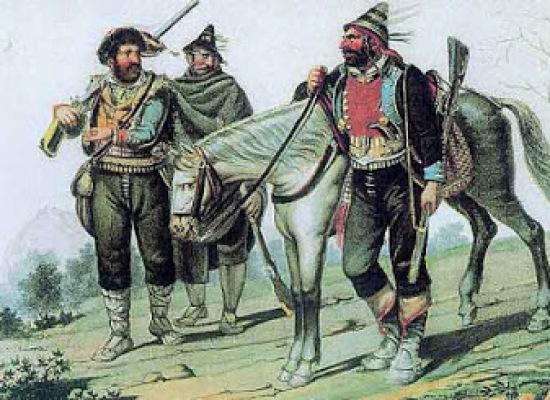 Il Robin Hood dei briganti garfagnini: Filippo Pacchione, il brigante gentiluomo