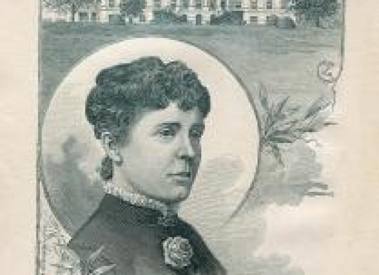 Una First Lady degli Stati Uniti d'America sepolta nella Valle del Serchio.La sua tormenta storia e il suo amore lesbo