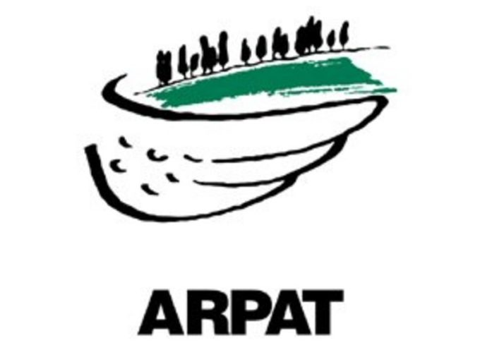 lucca, Le misure effettuate da ARPAT