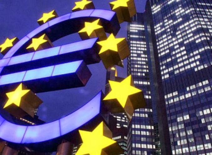 LA BCE LASCIA TUTTO COME STA, E LA ZONA EURO NON STA AFFATTO BENE.
