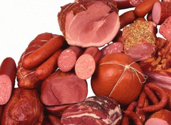 Nuovo studio contro carni lavorate: aumentano rischio tumori.