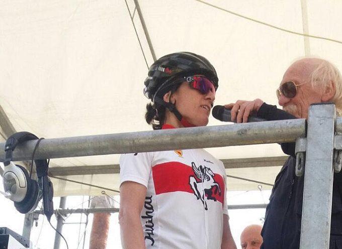 Dominio al femminile della ciclista lucchese Chiara Turchi nel Città di la spezia
