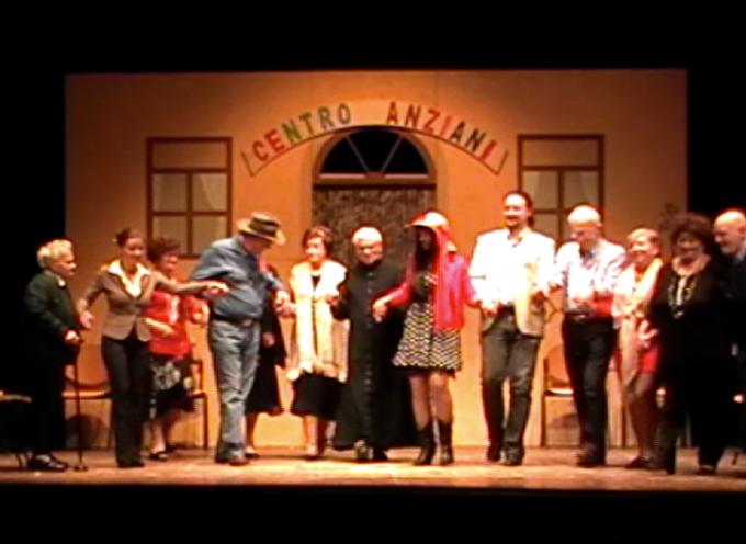 venerdì 8 aprile inaugurazione nuova vita Teatro  A PONTE A MORIANO