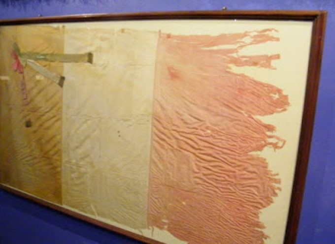 Pieve Fosciana: la rivolta del tricolore.La prima bandiera italiana a sventolare in Toscana,era il 1831