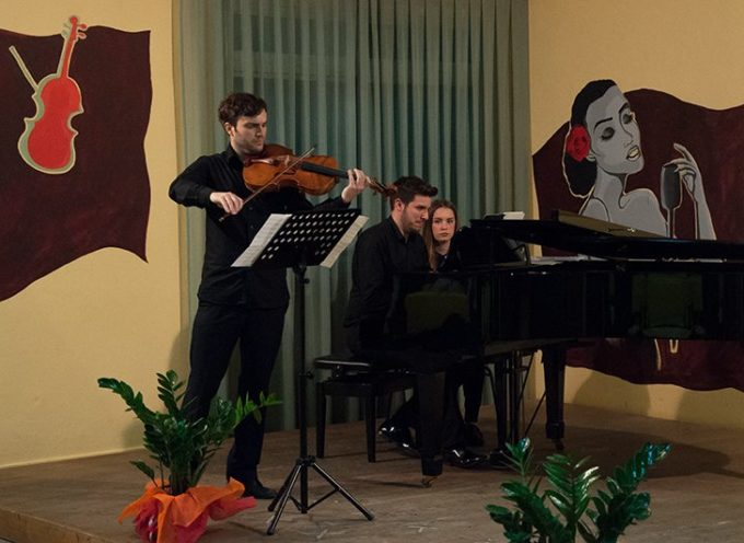 CAPANNORI,  concerto Civica Scuola di Musica