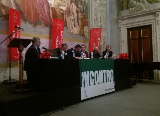 """""""Lucca, città di straordinaria bellezza che dobbiamo conservare"""""""