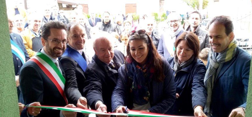 Un successo di partecipazione l'inaugurazione del Rifugio Alpi Apuane a Careggine