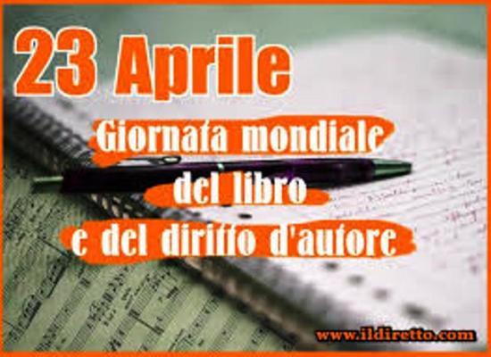 CAPANNORI, SABATO 23 APRILE AD ARTEMISIA SI FESTEGGIA  LA GIORNATA MONDIALE DEL LIBRO