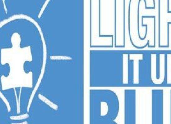 ANCHE L'ACI-LUCCA A SOSTEGNO DI LIGHT IT UP BLUE