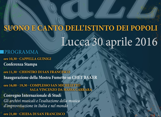 LUCCA,International Jazz Day