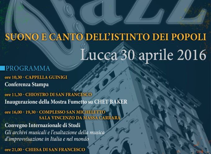 LUCCA,International Jazz Day