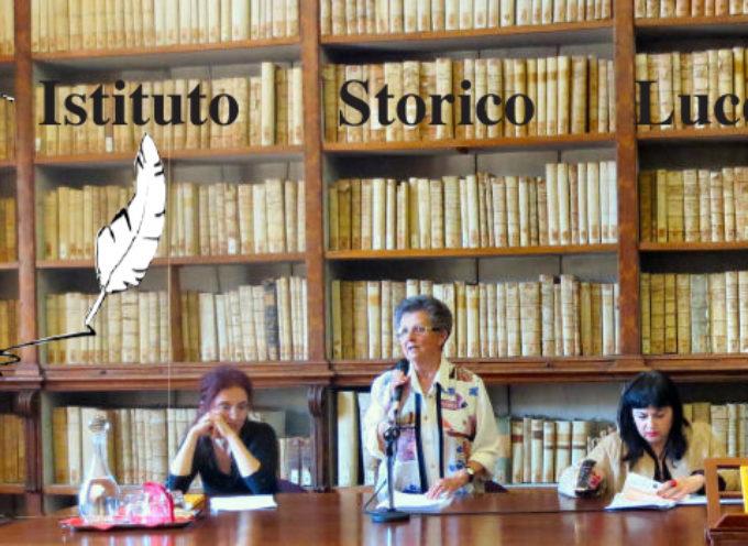 nascita sito internet istituto storico lucchese sez. Pescia-Montecarlo/Valdinievole e Storia e storie al Femminile.