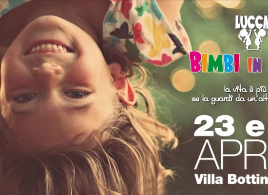 Lucca Bimbi in Fiera, il primo evento a Lucca dedicato al mondo del bambino e della famiglia
