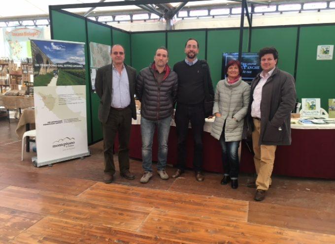 STAND PROMOZIONALE UNICO AD AGRIFIERA DI PONTASSERCHIO DEI 7 COMUNI