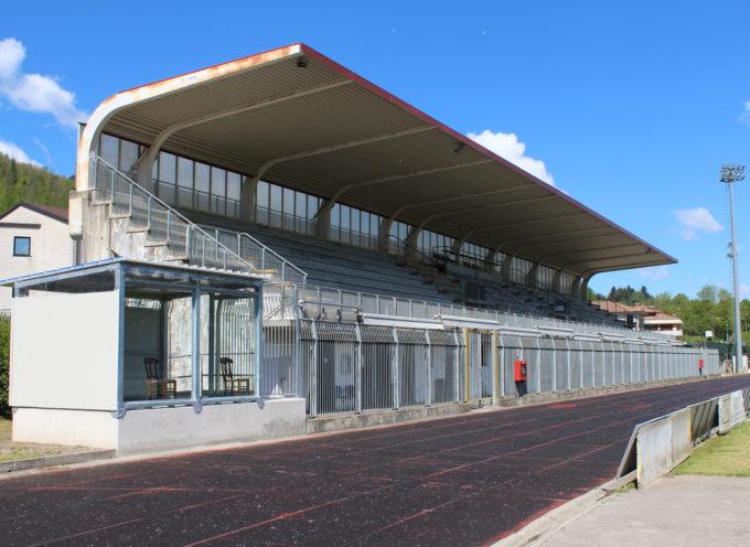 Castelnuovo di Garfagnana, lo stadio Nardini diventa accessibile ai disabili