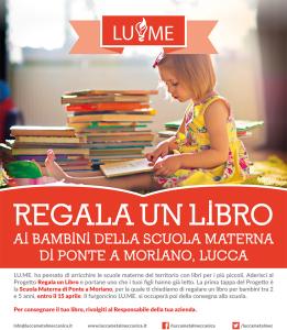 Progetto LUME - Regala un libro