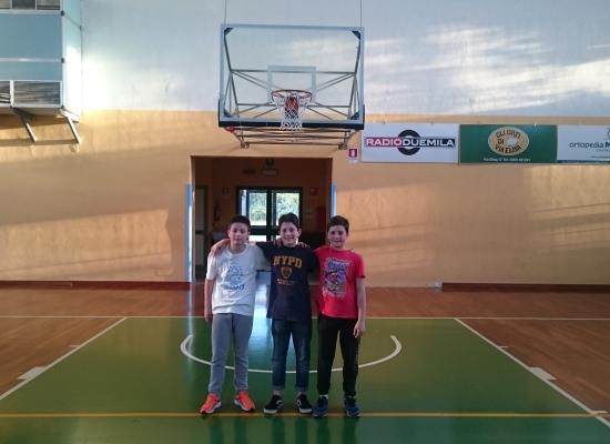 """Tre giovani biancorossi selezionati per lo """"Stand Back the Yellow Line""""…"""
