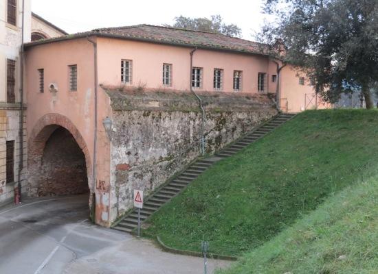 Inaugurazione Casermetta San Paolino – Mura urbane di Lucca