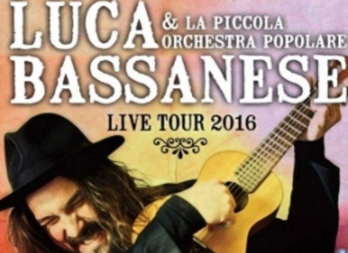 Luca Bassanese in Concerto, Castelnuovo di Garfagnana