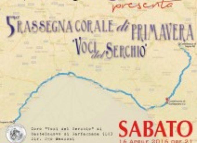 5ª Edizione della Rassegna Corale di primavera, Castelnuovo di Garfagnana ..