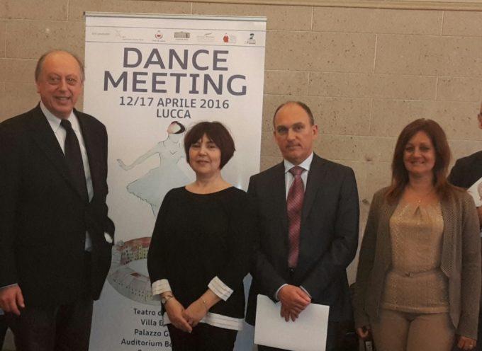 lucca, Il Dance Meeting è un mosaico di eventi che ruota intorno al mondo della danza
