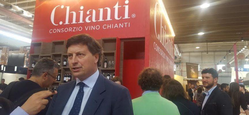 Vinitaly: grande successo allo stand del Consorzio Vino Chianti,