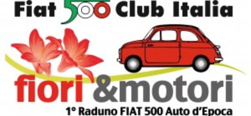 BORGO A MOZZANO, Primo Raduno di Fiat 500 Auto d'Epoca