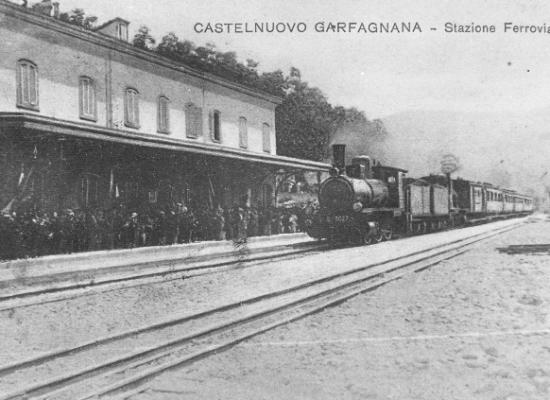 25 luglio 1911: per la prima volta il treno in Garfagnana