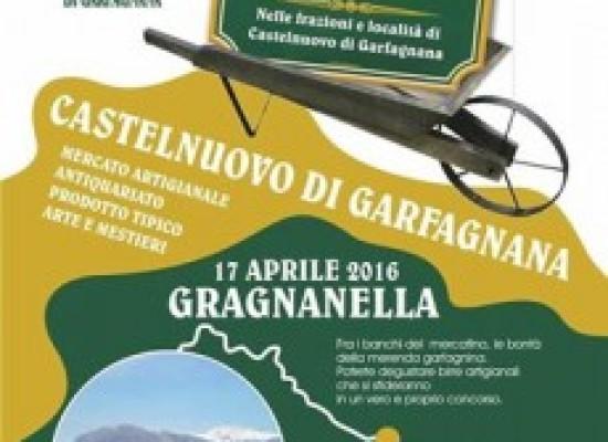 I mercatini itineranti arrivano a Gragnanella, IN VALLE DEL SERCHIO